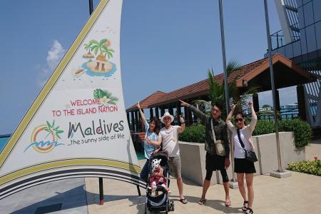馬爾地夫旅客照片09