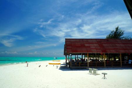 迷戀沙巴海洋風情海島樂 環灘島一日遊(進度假村)Mengalum Island Day Trip