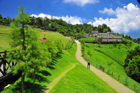 [Nantou attractions]Taichung- Sun Moon Lake-Qingjing Farm Carpool One Way Transfer
