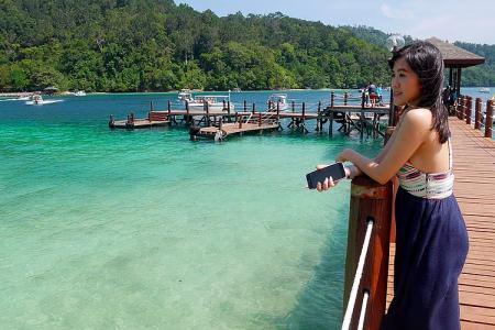 沙比海島樂 Sapi Island Day Trip