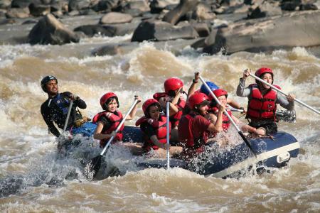 【最刺激的泛舟】沙巴巴達斯河 激流泛舟一日遊